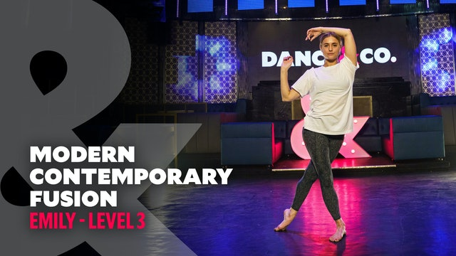 Emily - Modern & Contemporary Fusion - Level 3