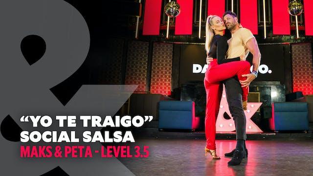 TRAILER: Maks & Peta - Social Salsa -...