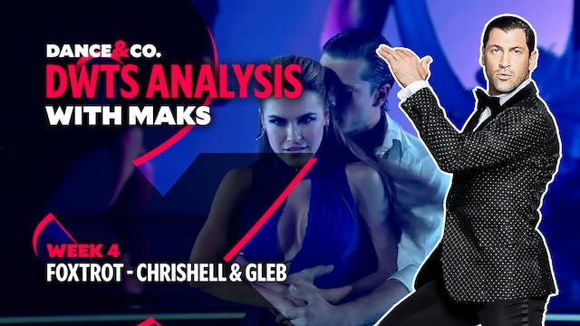 DWTS MAKS ANALYSIS: Week 4 - Chrishel...