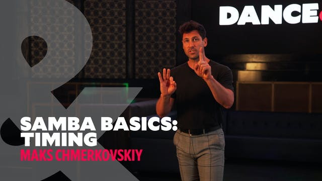 "Samba Basics - ""Basic Timing"" w/ Maks..."