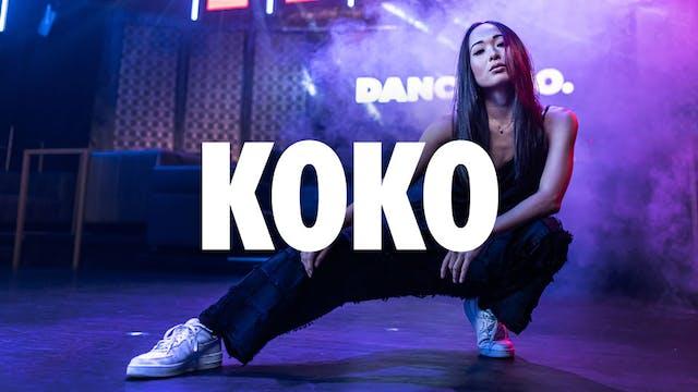 Koko Iwasaki Bio