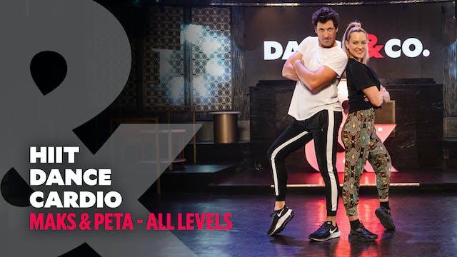 Maks & Peta - HIIT Dance Cardio - All...
