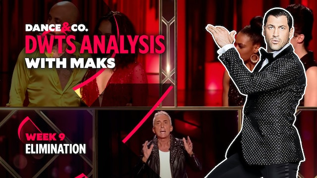 DWTS MAKS ANALYSIS: Week 9 - Dance Off and Elimination