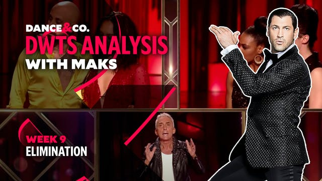 DWTS MAKS ANALYSIS: Week 9 - Dance Of...