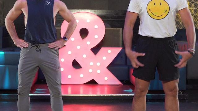 EXTRA: Maks & Niels - Legs & Booty