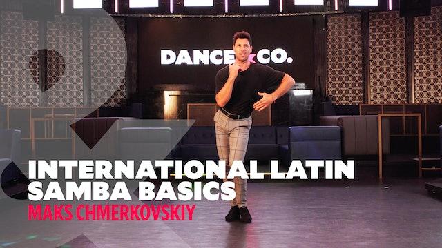 International Latin Samba Basics