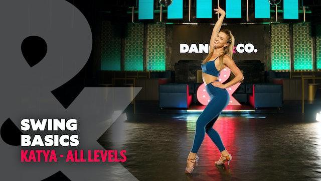 Katya - Swing Basics - All Levels