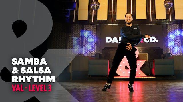 TRAILER: Val - Samba & Salsa Rhythm -...