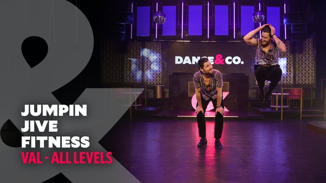 Val - Jumpin' Jive Fitness - All Levels