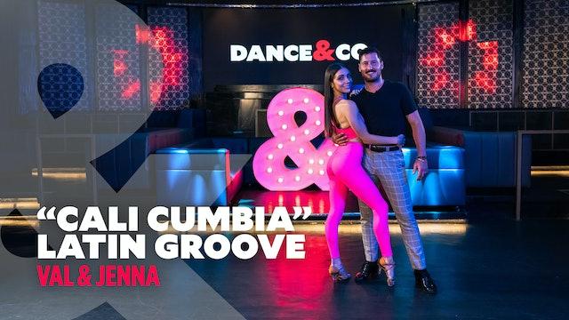 "Val & Jenna - ""Cali cumbia"" - Latin American Groove - Level 1"