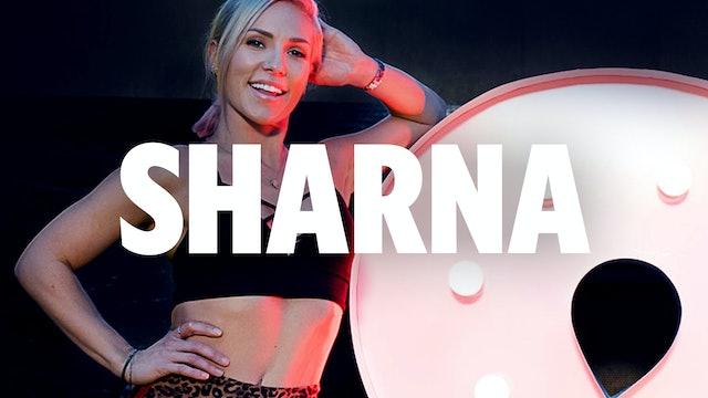 Sharna Burgess