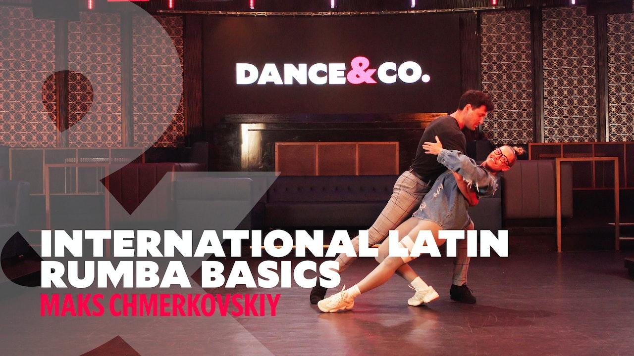 International Latin Rumba Basics