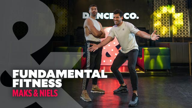 Maks & Niels - FUNdamental Fitness