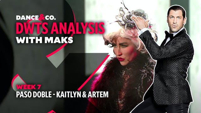 DWTS MAKS ANALYSIS: Week 7 - Kaitlyn ...