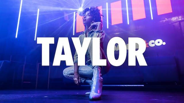 Taylor Banks Bio