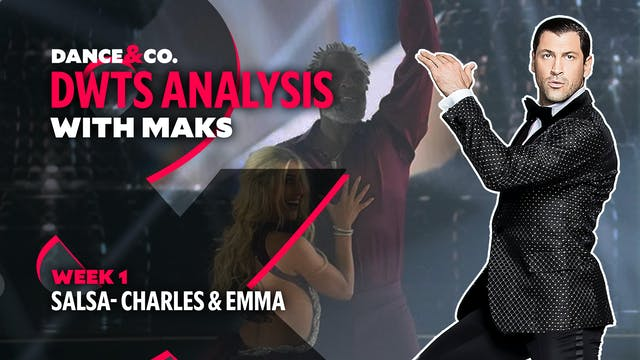 DWTS ANALYSIS: Week 1 - Charles Oakle...