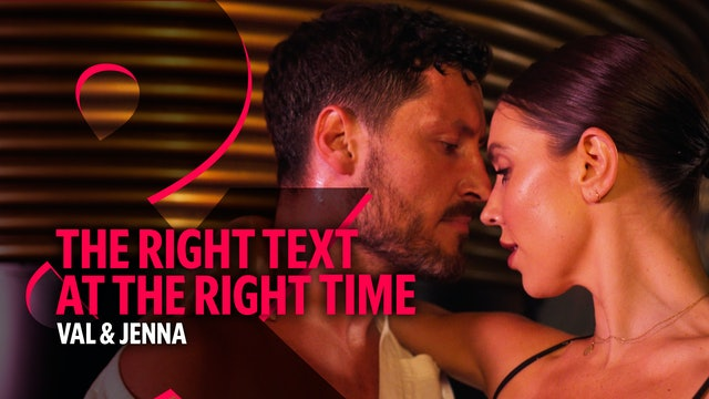 Val & Jenna - The Right Text At The Right Time