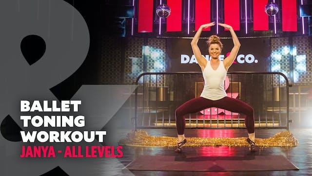Janaya - Ballet Toning Workout - All ...