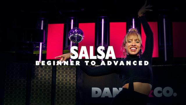 Salsa - Beginner To Advanced