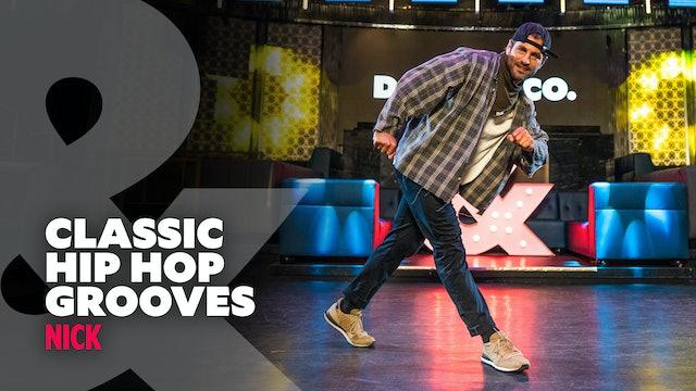 Nick Baga - Classic Hip Hop Grooves - Level 1