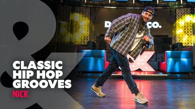 Nick Baga - Classic Hip Hop Grooves -...