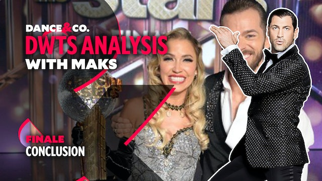 DWTS ANALYSIS: Week 11 - Conclusion