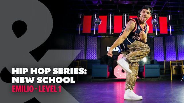 TRAILER: Emilio - Hip Hop Series Part...