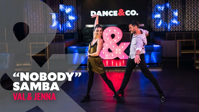 "Val & Jenna - ""Nobody"" - Intermediate..."