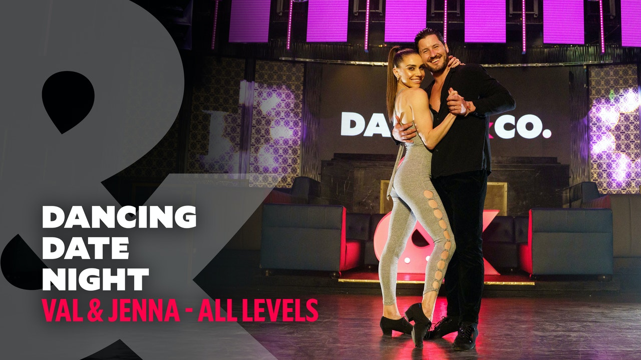 Val & Jenna - Dancing Date Night - All Levels