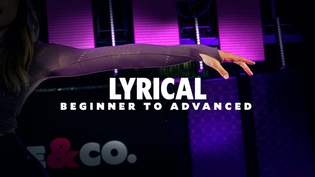 Lyrical - Beginner To Advanced