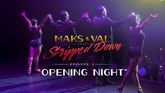 """Maks & Val: Stripped Down - """"Opening ..."""