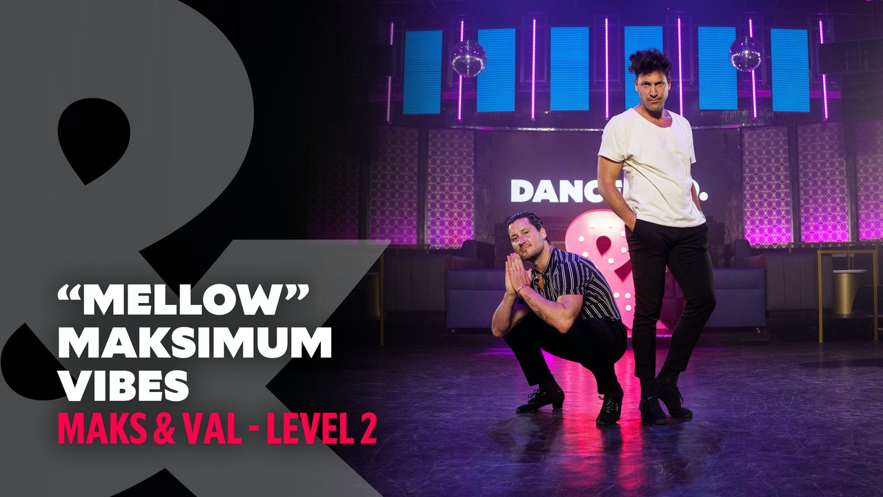 "Maksimum Vibes - ""Mellow"" Groove - Level 2"