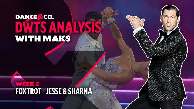 DWTS MAKS ANALYSIS: Week 2 - Jesse Me...