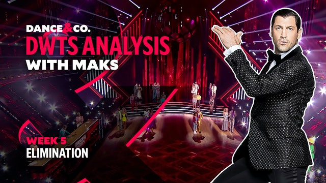 DWTS ANALYSIS: Week 5 - Elimination