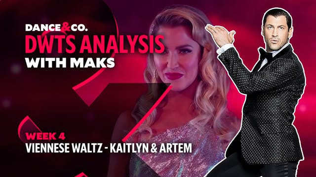 DWTS MAKS ANALYSIS: Week 4 - Kaitlyn ...