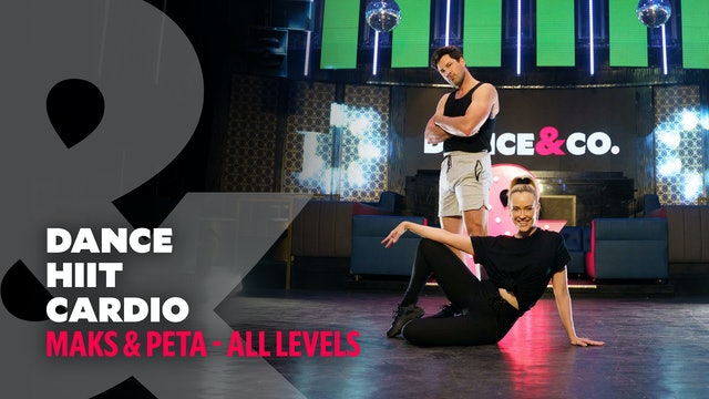 Maks & Peta - Dance HIIT Cardio 3 - All Levels