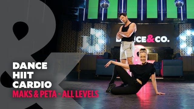 Maks & Peta - Dance HIIT Cardio 3 - A...