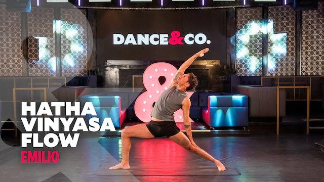 Emilio - Hatha Vinyasa Yoga