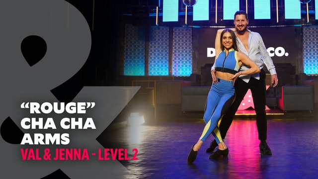 TRAILER: Val & Jenna - Cha Cha Arms - Level 2