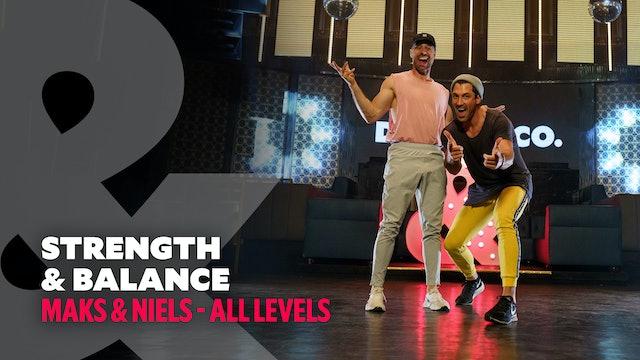 TRAILER: Maks & Niels - Strength & Balance - All Levels