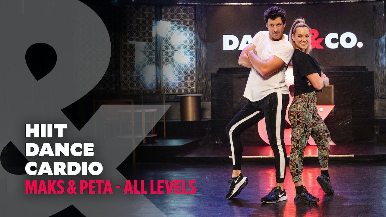 Maks & Peta - HIIT Dance Cardio - All Levels