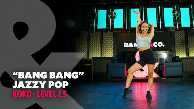 "Koko - ""Bang Bang"" - Jazzy Pop - Level 2.5"