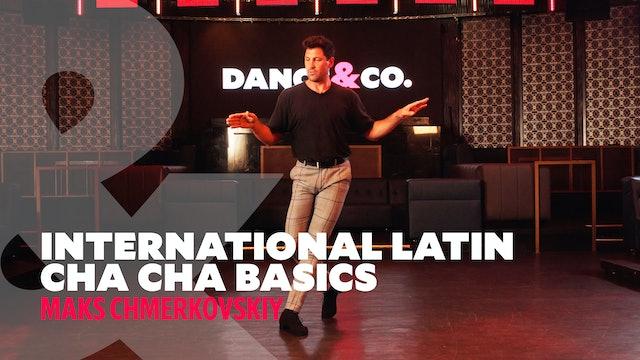 International Latin Cha Cha Basics