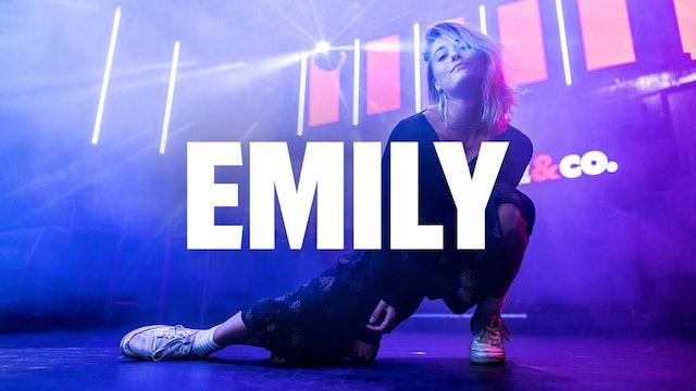 Emily Crouch Bio