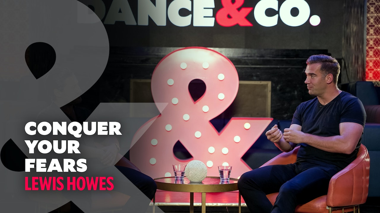 Lewis Howes & Val -  Conquer Your Fears - Interview