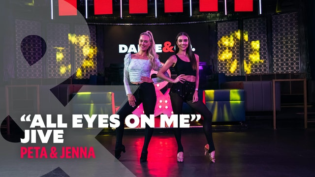 "Peta & Jenna - ""All Eyes On Me"" - Jive Level 3"