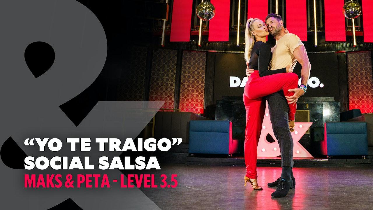 Maks & Peta - Social Salsa - Level 3.5