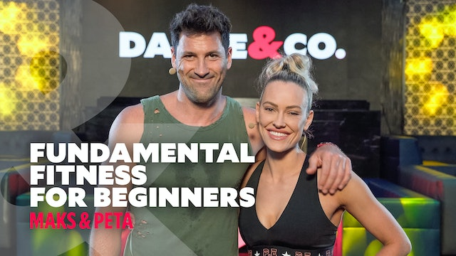 Maks & Peta - Fundamental Fitness for Beginners