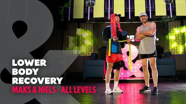 Maks & Niels - Lower Body Recovery - ...