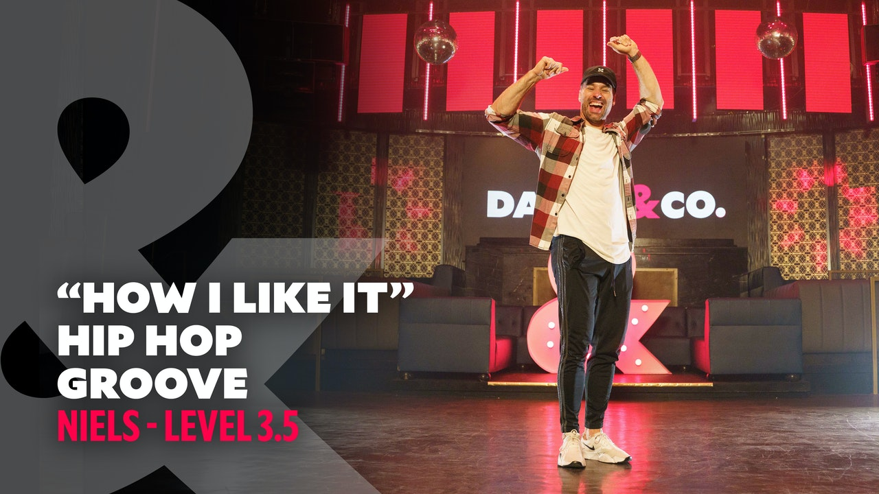 "Niels - ""How I Like It"" - Hip Hop Groove - Level 3.5"